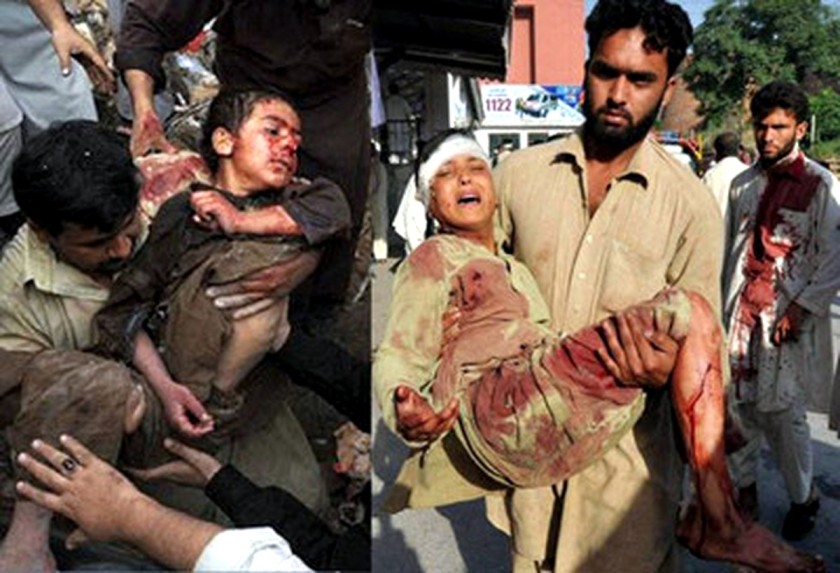 Children: Drone Strike Victims Pakistan